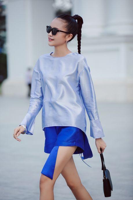 Bo doi quan quan Vietnam's Next Top Model du doan xu huong thoi trang - Anh 3