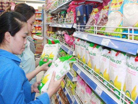 Thi truong co them san pham gao dat chuan VietGap - Anh 1