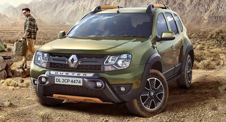 Ve 'ham ho' cua Renault Duster Adventure Edition - Anh 2
