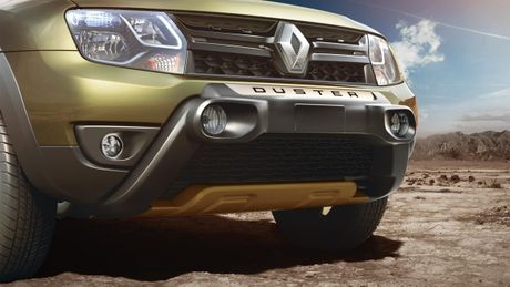 Ve 'ham ho' cua Renault Duster Adventure Edition - Anh 4