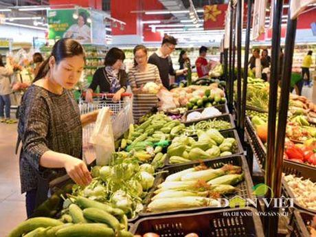 40% nong san sach phan phoi qua kenh hien dai - Anh 1