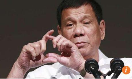 Ong Duterte doi y ve cach giai quyet mau thuan Bien Dong - Anh 2