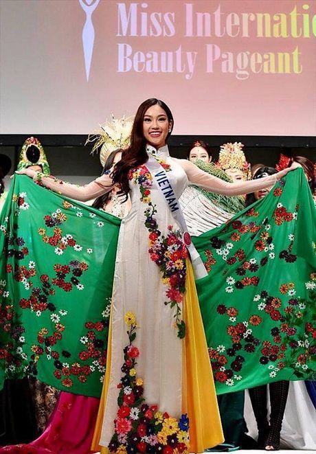 Dai dien nhan sac Viet 'truot' top 15 Hoa hau Quoc te - Anh 5