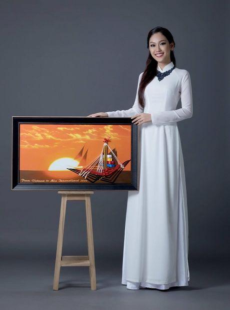 Dai dien nhan sac Viet 'truot' top 15 Hoa hau Quoc te - Anh 6
