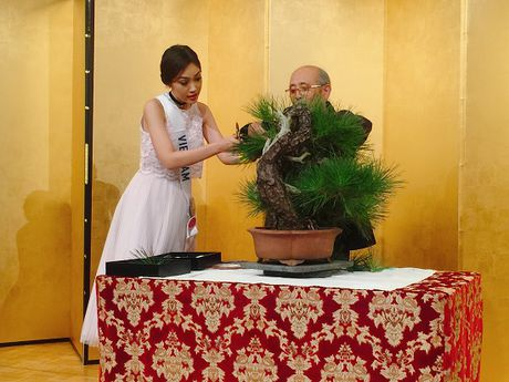 Dai dien nhan sac Viet 'truot' top 15 Hoa hau Quoc te - Anh 9