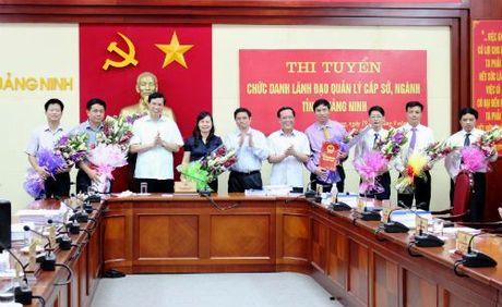 Quang Ninh noi gi ve viec bo nhiem vuot quy dinh 8 PGD so? - Anh 2