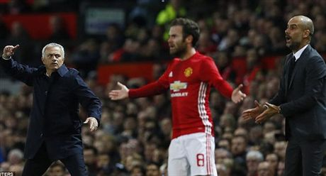 Man United 1-0 Man City: Juan Mata doi no cho Quy do - Anh 1