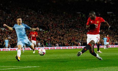 Juan Mata toa sang, Mourinho 'rua han' thanh cong truoc Pep Guardiola tai Old Trafford - Anh 1
