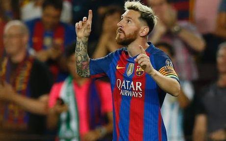 Goc thong ke: Messi duoi thoi Enrique hieu qua hon trong tay Pep - Anh 1