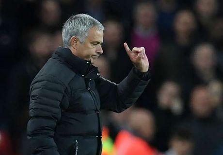 CHINH THUC: Mourinho 'dinh cham', M.U nguy khon - Anh 1