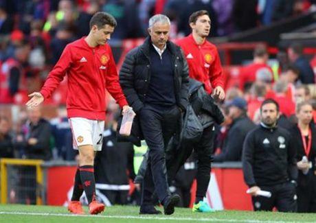Jose Mourinho da tim thay hang tien ve toi uu cho Man United? - Anh 1