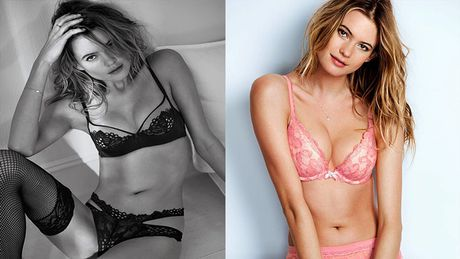 Behati Prinsloo dep hut mat voi than hinh day da - Anh 6