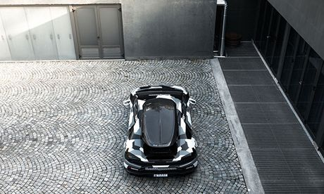 Lamborghini Huracan Winter - 'bo chien' doc nhat The gioi - Anh 1