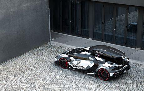 Lamborghini Huracan Winter - 'bo chien' doc nhat The gioi - Anh 3