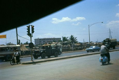 Anh hiem: Khoanh khac thu vi ve Sai Gon nam 1967 - Anh 8