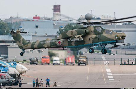 Mang ten lua moi, truc thang Mi-28NM van thua xa AH-64 Apache - Anh 2