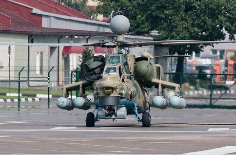 Mang ten lua moi, truc thang Mi-28NM van thua xa AH-64 Apache - Anh 3