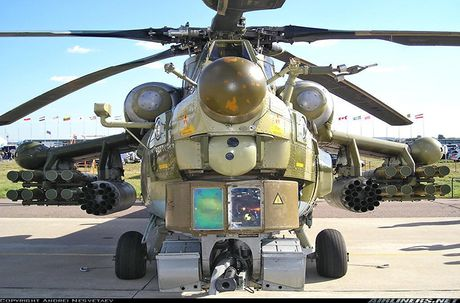 Mang ten lua moi, truc thang Mi-28NM van thua xa AH-64 Apache - Anh 5