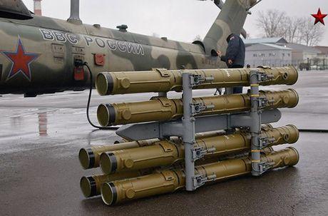 Mang ten lua moi, truc thang Mi-28NM van thua xa AH-64 Apache - Anh 6