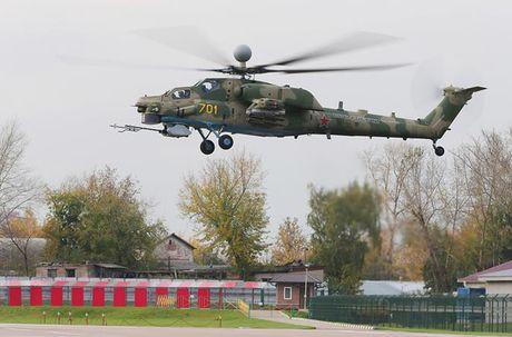 Mang ten lua moi, truc thang Mi-28NM van thua xa AH-64 Apache - Anh 9