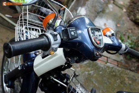 Honda Super Cub Nhat 'do zin' sieu chat tai Viet Nam - Anh 2