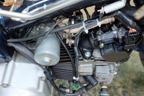 Honda Super Cub Nhat 'do zin' sieu chat tai Viet Nam - Anh 5