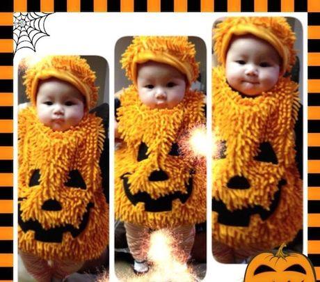 Loat nhoc ti nha sao Viet sieu de thuong dip Halloween - Anh 11