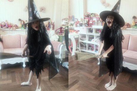 Loat nhoc ti nha sao Viet sieu de thuong dip Halloween - Anh 4