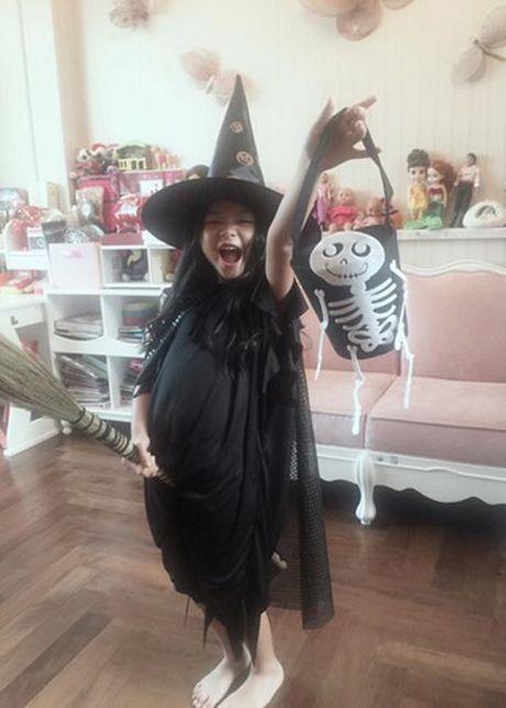 Loat nhoc ti nha sao Viet sieu de thuong dip Halloween - Anh 5