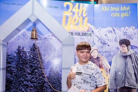 Con gai Thanh Lam tinh cam ben ban trai tai su kien - Anh 10