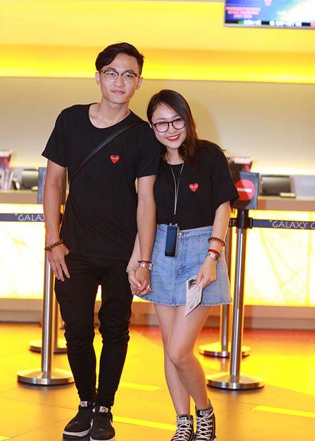 Con gai Thanh Lam tinh cam ben ban trai tai su kien - Anh 3