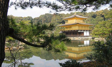 Nhung kham pha tuyet voi ve co do Kyoto cua Nhat Ban - Anh 1