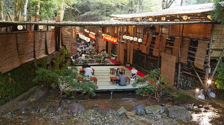 Nhung kham pha tuyet voi ve co do Kyoto cua Nhat Ban - Anh 5