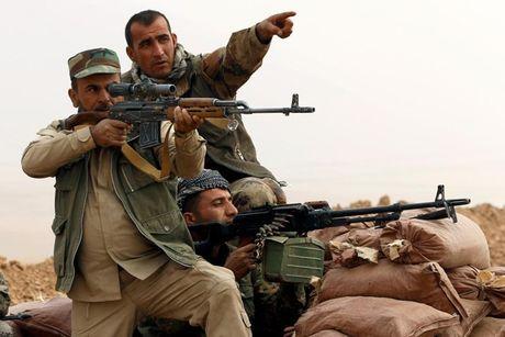 Tran chien Mosul se dinh hinh tuong lai Iraq, Syria - Anh 1