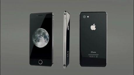 iPhone 8 se co mat lung bang kinh va them phien ban 5 inch? - Anh 1
