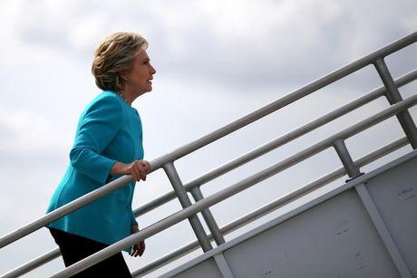 Them nhieu thanh vien dang Cong hoa tin ba Clinton se thang - Anh 1