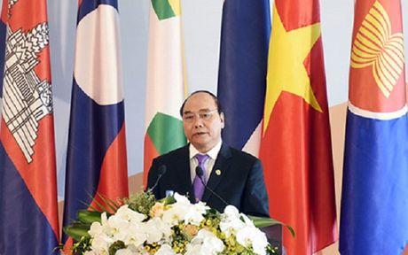 Thu tuong Nguyen Xuan Phuc: Xay dung mot Tieu vung Mekong hoa binh va thinh vuong - Anh 1
