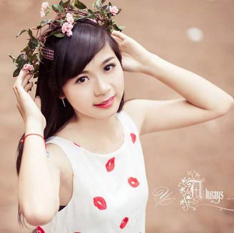 Co gai bat ngo noi tieng voi nick-name 'hot girl cong xuong' - Anh 9
