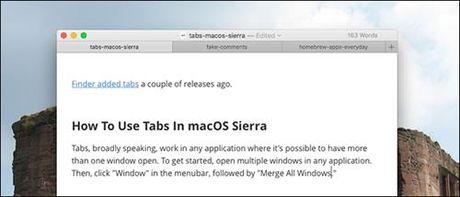 3 tinh nang quan ly cua so tren MacOS Sierra it nguoi biet - Anh 6