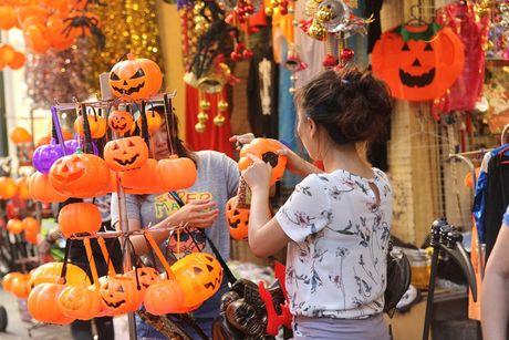 Nhung dia diem vui choi hap dan nhat Ha Noi dip Halloween 2016 - Anh 1