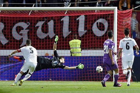 Xem sao Real Madrid lap sieu pham vao luoi Cultural Leonesa - Anh 1