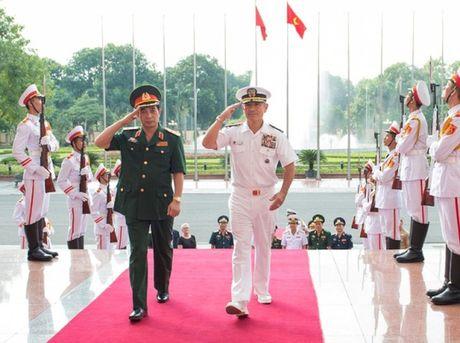 My khang dinh giup Viet Nam nang cao nang luc an ninh hang hai - Anh 1