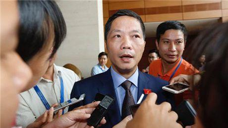 Bo truong Cong thuong: Se xu ly rot rao vu ong Vu Huy Hoang - Anh 1