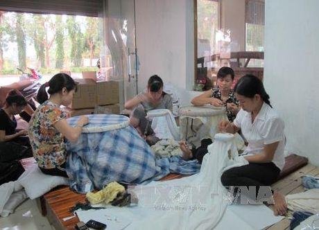 Giu gin va bao ton lang nghe theu Van Lam - Anh 1