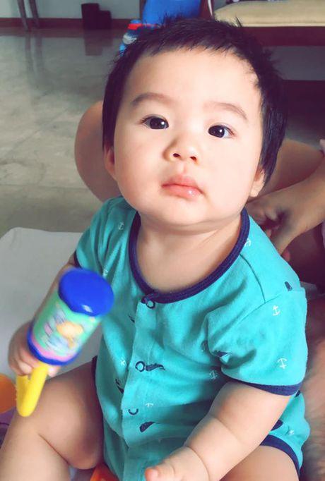 Con trai sieu dang yeu cua ca si Tung Duong - Anh 11