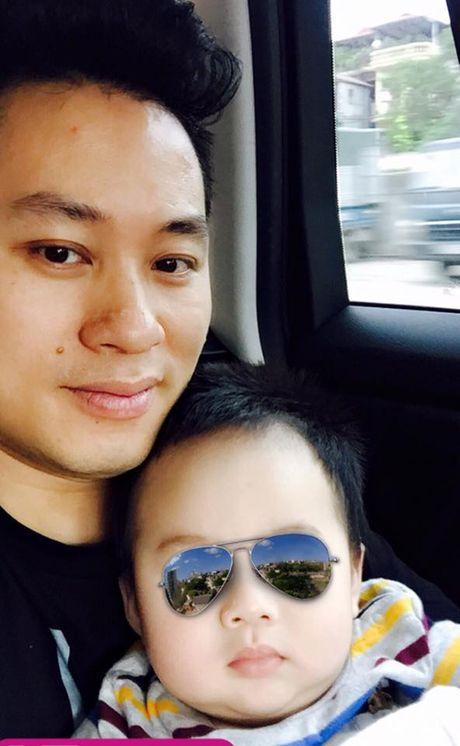 Con trai sieu dang yeu cua ca si Tung Duong - Anh 2