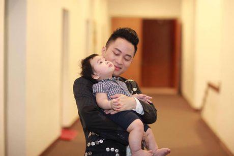 Con trai sieu dang yeu cua ca si Tung Duong - Anh 4