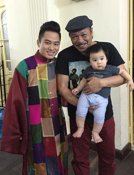 Con trai sieu dang yeu cua ca si Tung Duong - Anh 5