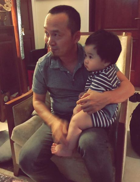 Con trai sieu dang yeu cua ca si Tung Duong - Anh 7