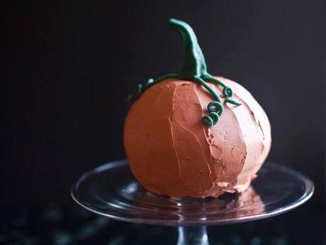 Halloween den gan, lam banh bi ngo 'than thanh' cho con rat de - Anh 10